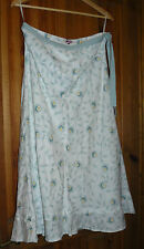 Ladies linen White Stuff skirt  size 12 NWOT