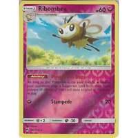 Pokemon TCG: Ribombee 146/214 - Rare Reverse Holo Card - Sun & Moon Lost Thunder