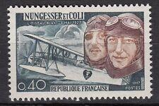 FRANCE TIMBRE NEUF N° 1523  **  L OISEAUX BLANC NUNGESSER AVION LEVASSEUR