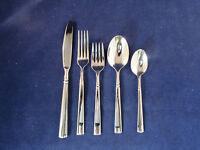 Oneida Stainless Flatware EASTON (GLOSSY) 5pc Place Setting NEW