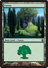 FOIL Foresta 247 - Forest 247 MTG MAGIC THS Theros Eng