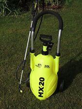 Marolex MX20  20 l Pflanzenschutzspritze Sprühgerät rollt statt Rückenspritze