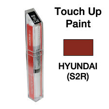 Hyundai OEM Brush&Pen Touch Up Paint Color Code : S2R - Red Allure