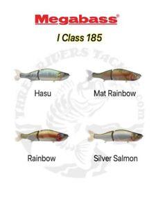 Megabass I-Slide 185 Swimbait / Glidebait - Choose Color