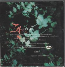 Zazie Zen Cd Promo