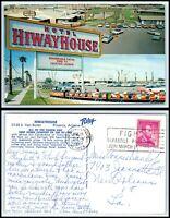 ARIZONA Postcard - Phoenix, Hiwayhouse M49
