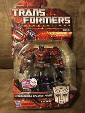 Transformers Generation Cybertronian Optimus Prime New