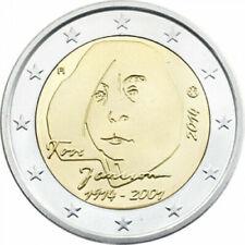 """finlande 2 euro commémorative TOVE 2014 """"NEUVE UNC"""""""