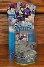 Skylanders Spyros Adventure Crystal Clear Cynder Translucent Rare NEW Sealed