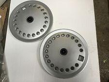 "13"" inch Wheel Trim Tyre Tire Car Trims silver new 2x"