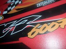 Honda Xr 600 R, XR600R XR600 R Graphics tank decals excellent quality!!