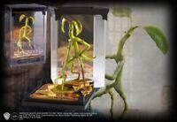 FANTASTIC BEASTS - HARRY POTTER MAGICAL CREATURES - BOWTRUCKLE - STATUE - NEU