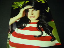LANA DEL REY half sheilding here eyes 2015 photo image PROMO POSTER AD mint cond