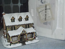 """THOMAS KINKADE HAWTHORNE VILLAGE """"From the Heart Gifts"""" Lighted House"""