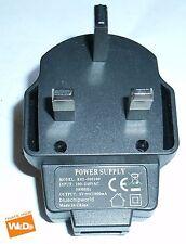 POWER SUPPLY K02-050100 5V 1000mA UK PLUG USB CONNECTION