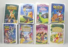 McDonalds - Disney Masterpiece Collection set of 8