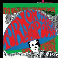 Dr. Timothy Leary Turn On, Tune In, Drop Out [Red, Blue & Green Vinyl] NEW