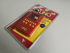 Electronic Uno Handheld Card Game Vintage 90s 1994 New MGA-825 Portable Travel