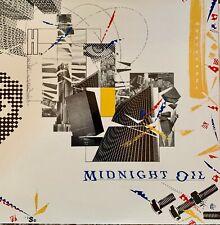 Midnight Oil-10, 9, 8, 7, 6...(Original 1983 Vinyl, CBS) Near mint condition