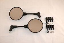 Genuine KTM Folding mirrors 243mm Dual Sport Universal 8mm/10mm mounts Pair