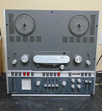 Revox A700 Tape Recorder Reel To Reel-Powers Up - Good Cosmetic Condition~SR257