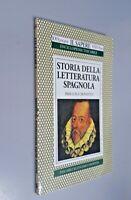 Storia della letteratura spagnola / PLuigi Crovetto