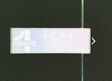USED 4Minute 2nd Mini Album - Hit Your Heart (Korean Version) CD