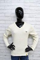 Maglione YELL Donna Taglia Size S Pullover Sweater Woman Cardigan