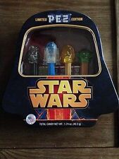 Limited Edition PEZ: Star Wars