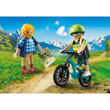 PLAYMOBIL ® 9129 CICLISTA Y EXCURSIONISTA
