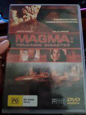 Magma - Volcanic Disaster -  DVD  - FREE POST