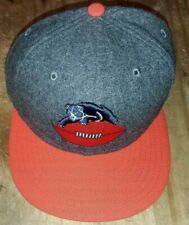 Chicago Bears 1946 Retro Logo New Era Fitted Hat HALAS! LUCKMAN!