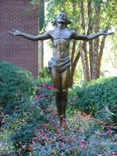 "Ret $75k Frederick Hart ""Christ Rising"" IT ALL STARTS WITH YOUR OFFER !"