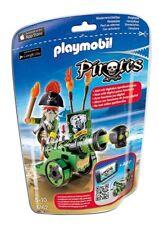 PLAYMOBIL® Pirates - Grüne App-Kanone mit Piratenkapitän - Playmobil 6162 - NEU