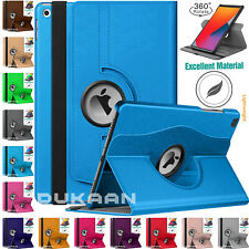 For Apple iPad 10.2 8th Generation 2020 Leather Rotating Smart Stand Case Cover