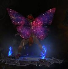 Diablo 3 RoS | COSMIC WINGS! Transmog ULTRA RARE Rainbow Goblin Wings!