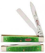 2011 CASE DOCTORS KNIFE  EMBELLISHMENT & CHRISTMAS SHIELD