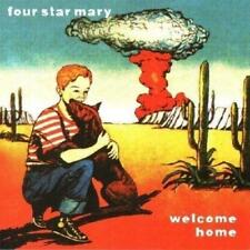 FOUR STAR MARY - WELCOME HOME (New & Sealed) CD Rock