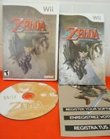 Legend of Zelda Twilight Princess Wii (Nintendo Wii Game)