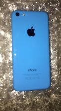 Complete Housing Case  Mid Frame Assembly For iPhone 5C blue