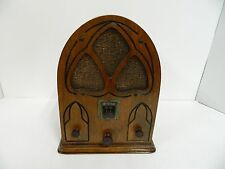 General Midget Cathedral Radio by The Simplex Radio Company