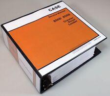 CASE 850D 855D CRAWLER DOZER LOADER SERVICE TECHNICAL MANUAL REPAIR SHOP BINDER