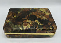 VINTAGE MELE MID CENTURY TRAVEL RING JEWELRY BOX
