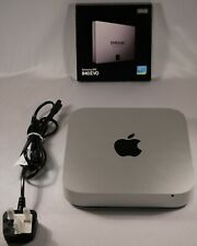 Fine 2012 Apple Mac mini Core i5 2.5Ghz 500GB SSD 8GB RAM Catalina