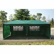 Outdoor 10'x20' EZ POP UP Gazebo Wedding Party Tent Canopy Folding