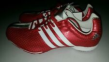 Adidas Adizero Men's Track and Field Cleats Shoes Size 11.5 11 1/2 New
