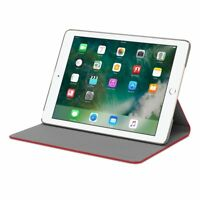 Logitech HINGE folio case anyangle iPad Air 2 RED free UK delivery A1567 A1566