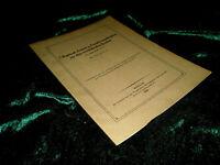 📚 Sonderdruck Band 2, Heft 2: Boghead-, Cannel- u Pseudocannelkohlen aus..., TB