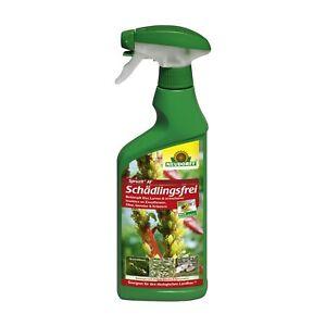 NEUDORFF Spruzit AF Schädlingsfrei 500 ml Blattläuse Zikaden Schildläuse Läuse