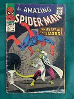 Amazing Spider-Man 44 Good / Very Good (3.0)  - 2nd Lizard Appearance
